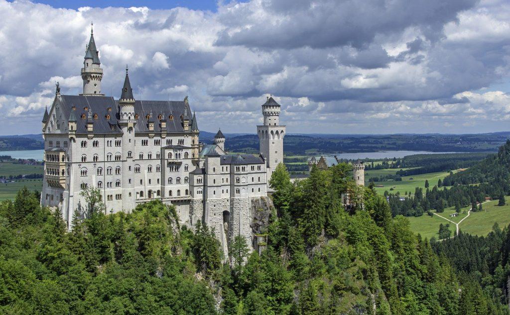 Allgäu Singles auf Schloss Neuschwanstein