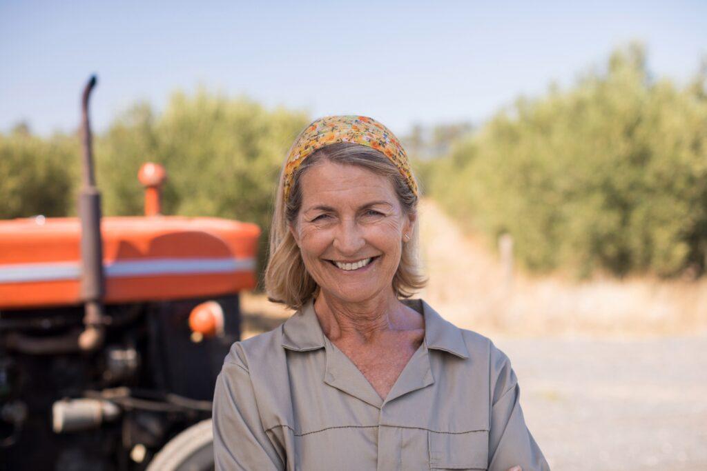 Landwirtin sucht Partner