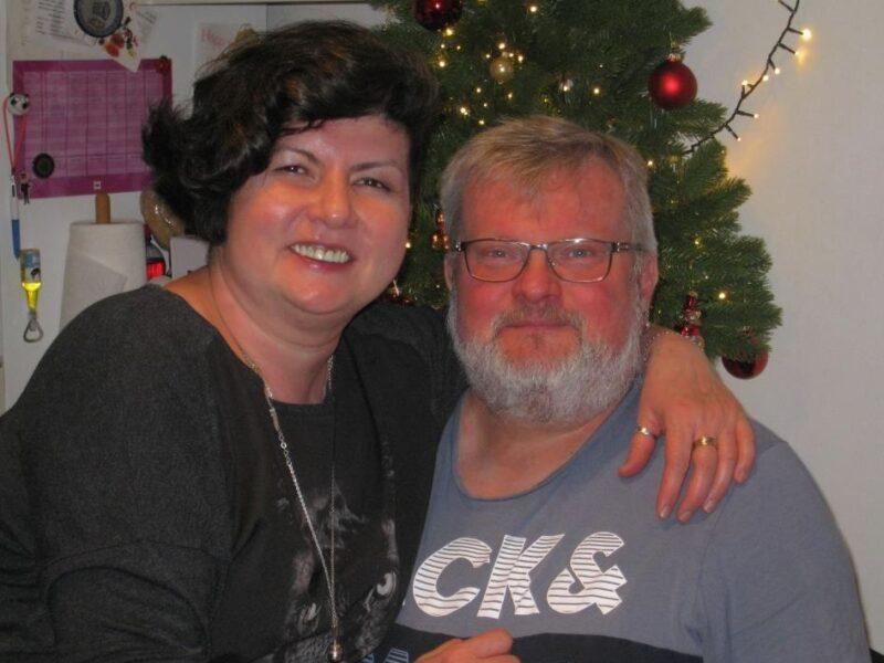 Erfolgsgeschichte Lada (50) und Mike (57)